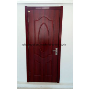 Plywood Entry Single Door Design pictures & photos