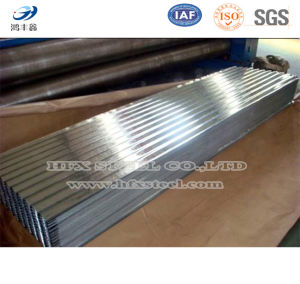 Zinc Coated Iron Sheet for Roofing