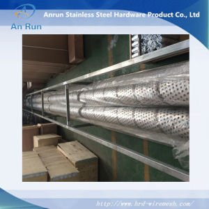 Perforated Metal Tube for Water Filter pictures & photos
