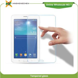 Tempered Glass Screen Protector for Samsung Tablet T111/ T116/ T110 pictures & photos