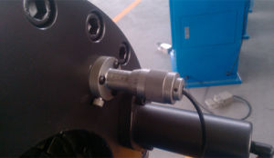 """Hydraulic Pipe Crimping Machine Km-91d for 4"""" Hose/Pipe/Tube pictures & photos"""