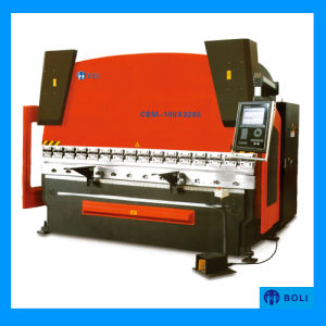 Cbm Series Standard CNC Press Brake of 3+1 Axis pictures & photos