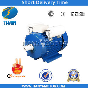High Quality YL Single Phase Motor pictures & photos