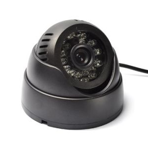 2015 New CCTV! TF Memory Card Dome Camera for Video & Audio Sync Recording pictures & photos