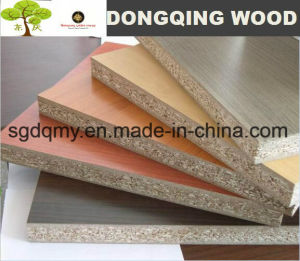 Laminated Melamine Chipboard/Particle Board From Manufactures pictures & photos