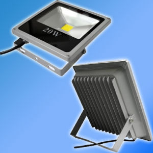 20W LED Floodlights IP66 Warm White, RGB, White Color pictures & photos