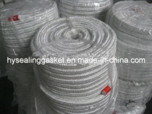 Glass Fiber Rope of Square for Fire Protection pictures & photos
