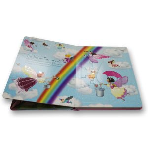 Custom Book Printing, Book Printer (OEM-CB020) pictures & photos