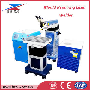 200W 400W Eyeglass Frames Manufacturers Laser Welding Machine pictures & photos