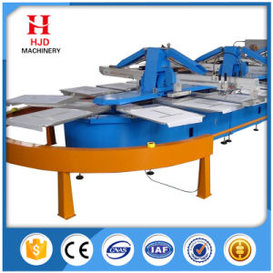 Automatic Oval Silk Screen Printing Machine pictures & photos