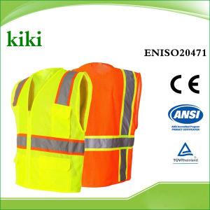 Popular Style ANSI Class2 High Quality Safety Reflective Vests