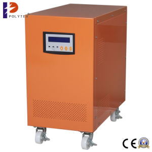 Low Frequency 5000W DC48V to AC230V Inverter Solar UPS Price pictures & photos