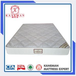 2016 Wholesale Cheap Tight Top Mattress /Pocket Coil Spring Mattress pictures & photos