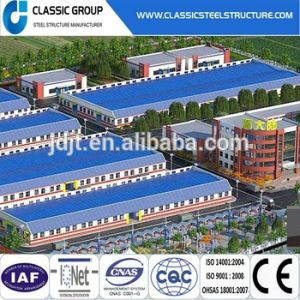 Large Span Galvanized Prefabricated Steel Structure Warehouse pictures & photos