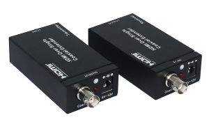100m HDMI Extender (by single Coaxial cable, IR) pictures & photos