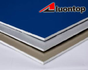 Fireproof Aluminum Composite Panel -PVDF Paint pictures & photos
