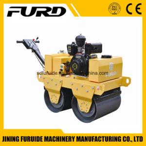 Furd Double Drum Hand Roller Compactor, Hand Road Roller pictures & photos
