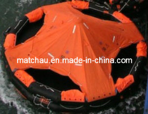 Partially Enclosed Reversible Inflatable Life Raft pictures & photos
