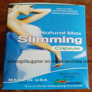 50pills Natural Max Slimming Capsules Dietary Supplement pictures & photos
