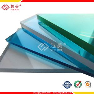 Polycarbonate Lens Plastic Sun Panel Solid Hollow PC Sheet pictures & photos