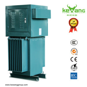 Low Voltage 3 Phase Automatic Voltage Stabilizer 100kVA pictures & photos