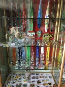 Custom Marathon Competition Medals with Ribbon pictures & photos