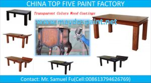 China Top 5 Paint Factory-Maydos Polyurethane Wooden Furniture Lacquer pictures & photos