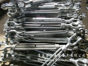 Us Type Jaw Jaw Turnbuckle 5/8 Thread Dia. pictures & photos