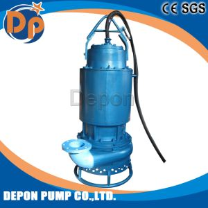 SS304/Ss306/SS316 Submersible Dredging Pump for Corrosive Liquid pictures & photos