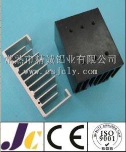 Different Anodized Aluminium Heat Sink Profiles (JC-W-10096) pictures & photos
