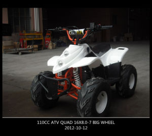Automatic 4 Stroke ATV Quad 2014 Hottest 7inch 110cc ATV Quads (ET-ATV006) pictures & photos