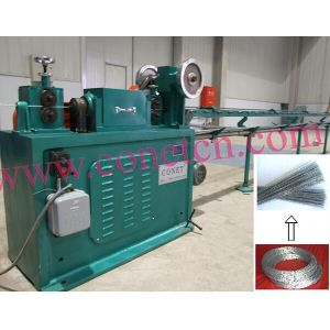 Hot Sale 110m/Min-180m/Min CNC or Mechanical Type Steel Wire Straightening and Cutting Machine pictures & photos