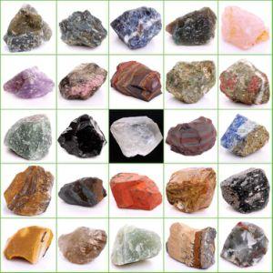 Semi Precious Stone Gemstone Rough Stone Fashion Ornament (ESB01668) pictures & photos