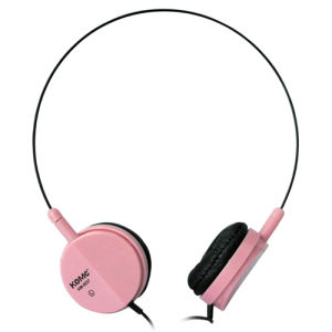 Simple Design of Headphone (KOMC) (KM-9227)
