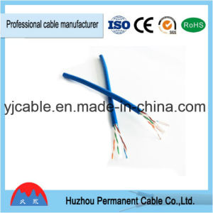 UTP CAT6 Network Cable 24 Gauge Copper 4 Pairs Category 6 RJ45 Network Cable RJ45 Patch Cord Cable pictures & photos