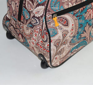 Trolley Bag with Different Pattern China Factory pictures & photos