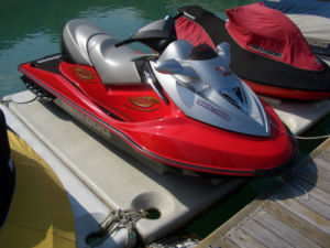 Floating Docks Jet Ski Floats Jet Ski Port pictures & photos