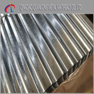 G550 Az275 Hot Dipped Galvalume Roofing Sheet pictures & photos