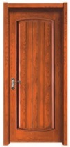 High Quality Veneer Wooden Door for Villa pictures & photos