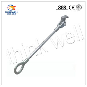 Forged Steel Marine Lashing Bar for Container Lashing pictures & photos