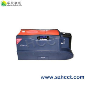 Dual Side PVC Card Printer with IC Card Reader pictures & photos