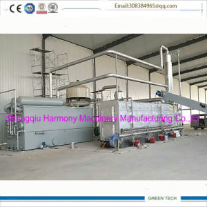 up-Dated Technology Oilly Waste and Tyre and Plastic Fully Continuous Pyrolysis Plant 15-20 Tpd pictures & photos