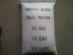 Ammonium Chloride pictures & photos