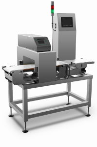 High Speed Combined Metal Detection and Check Weigher Machine pictures & photos