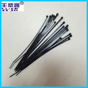 Self-Locking UL Certified Black Cable Ties