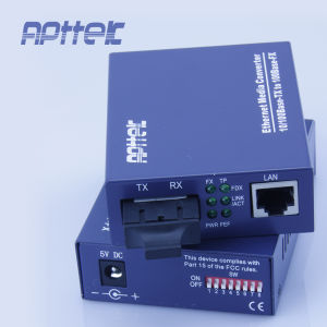 Media Converters 10/100m Sm 20km (APT-103S330C)
