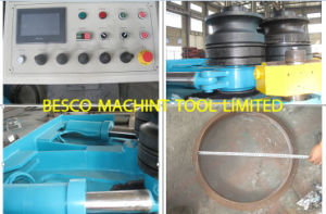 Hot Type Channel Steel Roll Forming Machine for Machine Manufacturer pictures & photos