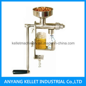 High Quality Stainless Oil Extractor Oil Press Mini Home Use