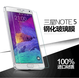 New Models Tempered Glass Screen Protect for Samsung Not5 pictures & photos