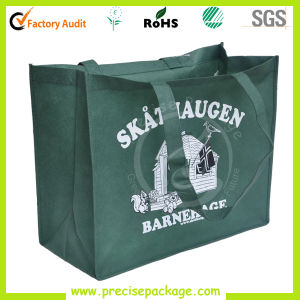 Reusable Custom Made Non Woven Shopping Bag (PRA-019)